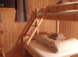 Legendary Lodge Senja, Botn