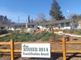 Farmhouse Motel, Paso Robles
