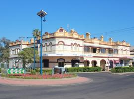 Centre of Town B & B Narrabri, Narrabri