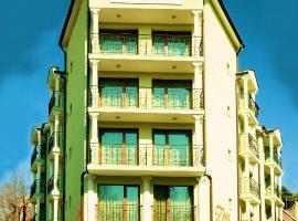 Hotel Zeus, Pomorie