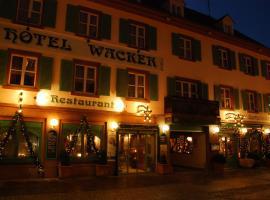 Hotel Wacker, Lahr