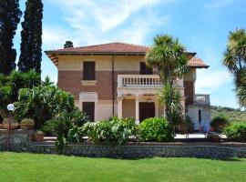 Villa Le Zagare, Villafranca Tirrena