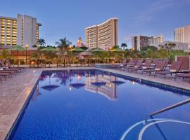 Holiday Inn Resort Waikiki Beachcomber