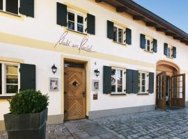 Romantik Hotel Chalet am Kiental, Herrsching am Ammersee