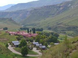Golden Gate Hotel and Chalets, Clarens