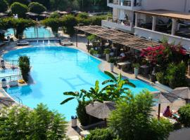 Peridis Family Resort, Miasto Kos
