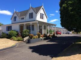 Kings Court Motel, Whanganui