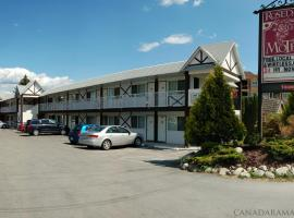 Rosedale Motel, Summerland
