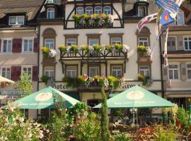 Hotel Restaurant Krone, Wolfach
