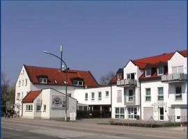 Hotel Garni Kreuzäcker, Ulm
