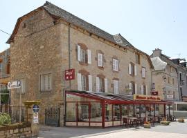 Hôtel Le Portalou, La Canourgue
