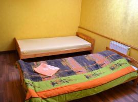Hostelis Ķipītis, Roja