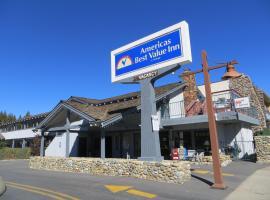 Americas Best Value Inn Tahoe City, Tahoe City