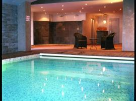 Hôtel Antares & Spa, Honfleur