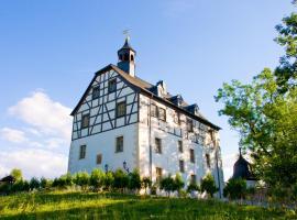 Schloss-gut-Hotel Jößnitz, Plauen