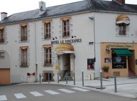 Les Pastels, La Roche-sur-Yon