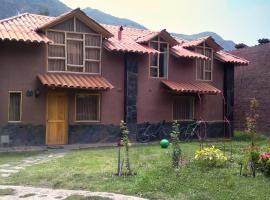 Pirwa Sacred Valley Lodge, Lamay