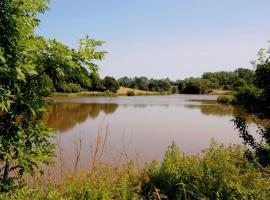 Hartleton Lake Retreat, Linton