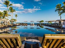 Four Seasons Resort Hualalai, Kaupulehu