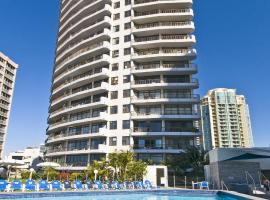 Surfers International Apartments, Gold Kostas