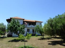 Bozelia Apartments, Toroni