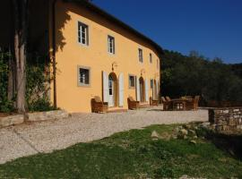 Villa La Rocca, Mastiano