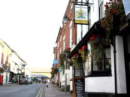 The Queens Arms, Bromyard