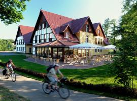 Relais du Silence Kur- und Wellnesshaus Spree Balance, Burg