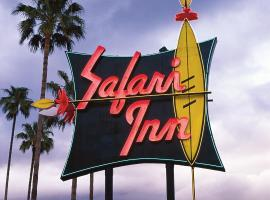 Safari Inn, a Coast Hotel, Burbank