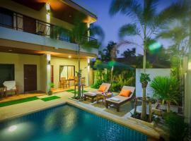 Happy Eight Resort, Nai Harn Beach