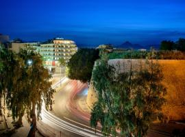 Castello City Hotel, Heraklion stad