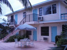 Sea Cove Motel, Pompano Beach