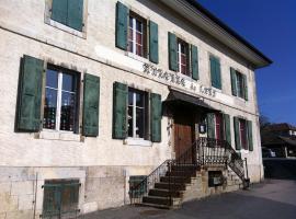 Chez Epicure, Ballaigues