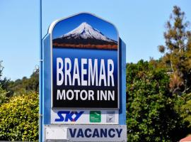 Braemar Motor Inn, New Plymouth