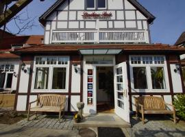 Landhaus Bode, Travemünde