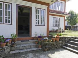Sarangkot Sherpa Resort P ltd