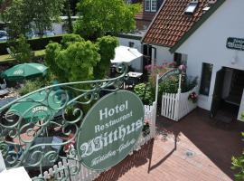 Hotel Witthus, Greetsiel