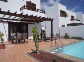 Villa Linda, Playa Blanca