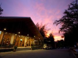 Belum Rainforest Resort, Fort Tapong