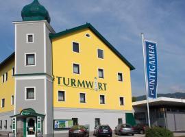 Gasthof Turmwirt, Mürzhofen