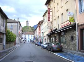 Hostellerie de la Poste, Tarascon-sur-Ariège