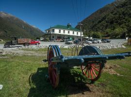 Otira Stagecoach Hotel, Otira