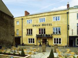 Best Western Plus Swan Hotel, Wells
