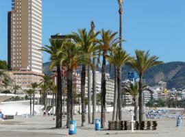 Apartamentos Beni-Beach