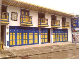 Hospedaje Camino Real, Salento