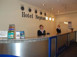 Neptun Economy Hotel, Sankti Pétursborg