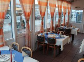 Hotel Blaues Meer, 노르트다이히