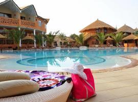 Lamantin Beach Resort & SPA, Saly Portudal