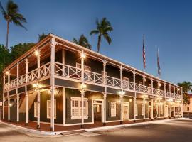 Best Western Pioneer Inn, Lahaina