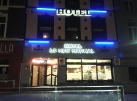 Hotel Le New Matinal, La Louvière